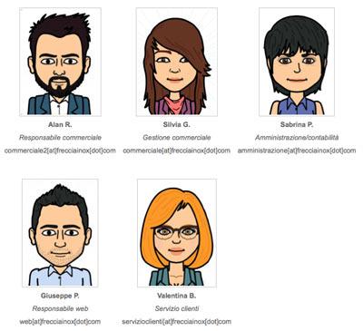 Lo staff di Frecciainox.com