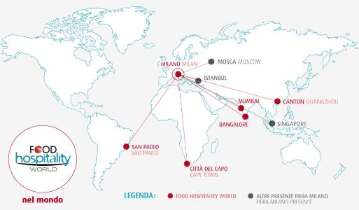 FoodHospitality World Brasile – 17-19 marzo 2015