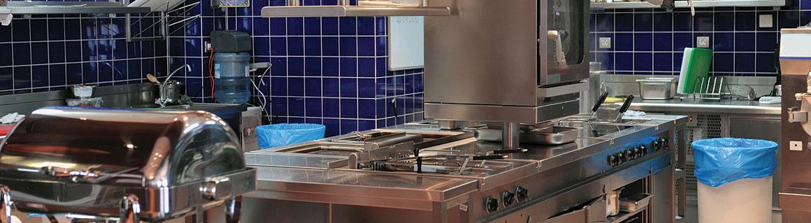 Tecnologie di lavaggio per cucine professionali e industriali